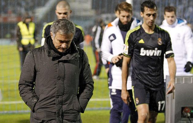 马卡曝穆帅与球员关系恶化,球员对穆帅不满