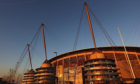 曼城宣布上赛季亏损额为9790万镑
