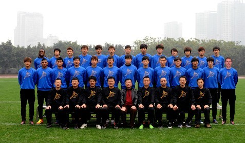 曝重庆FC恐撤离重庆,青海欲购壳战中甲
