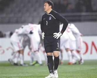 韩国4届世界杯门神退役,见证国足终结恐韩