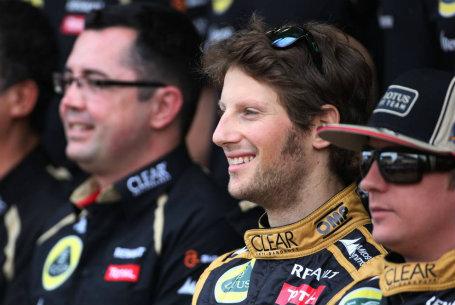 Lotus确认格罗斯让下赛季留队