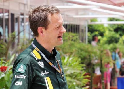 卡特汉姆运动主管史蒂夫-尼尔森离职