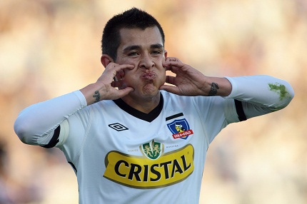 传:数支意甲球队有意竞购智利国脚前锋