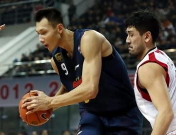 李楠:广东赢在内线,吉林小球配合一流