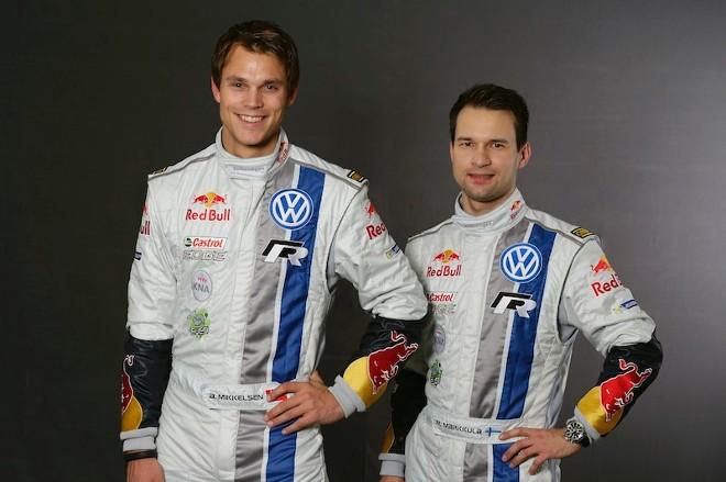 WRC:米克尔森更换领航员