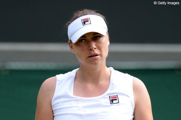 兹沃娜列娃宣布退出2013澳网争夺