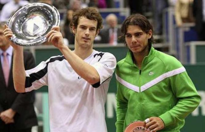 纳达尔:料到穆雷能赢美网,奥运夺冠是关键