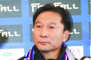 沈祥福:希望能把申花的年轻球员带出来