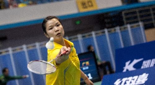全锦赛八强产生:蒋燕皎伤退八一仍晋级