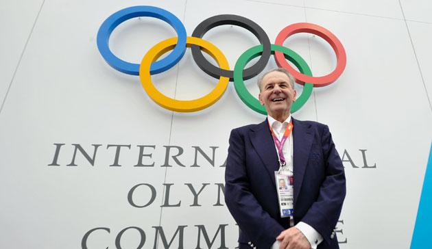 罗格新年贺辞:2012折射奥运十年变迁