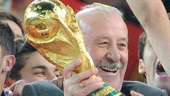 博斯克:瓜迪奥拉与海帅共同执教拜仁也不错