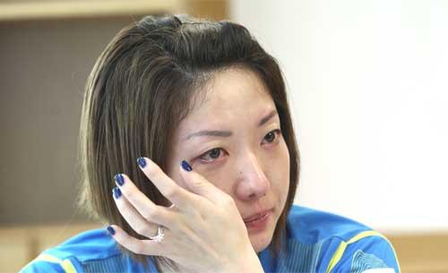 新加坡乒乓球名将李佳薇含泪宣布退役