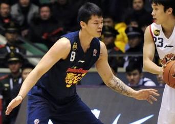 2352!朱芳雨生涯篮板数升至历史第十