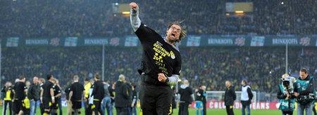 踢球者评德国年度足球人物:克洛普当仁不让