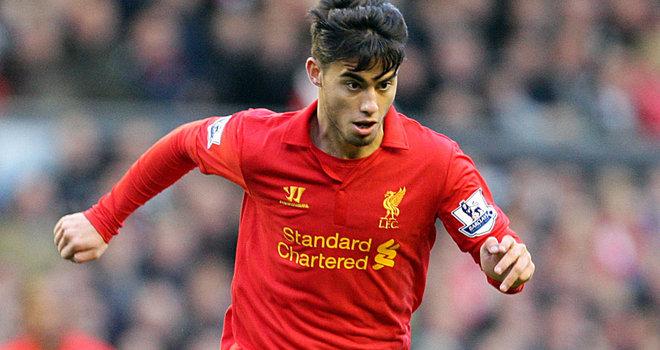 苏索拒绝租借维冈:我在利物浦很开心