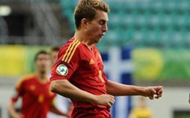 西班牙U21大名单:巴萨4人皇马0人