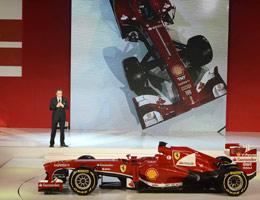 多梅尼卡利:我们得拿出一辆有竞争力的车