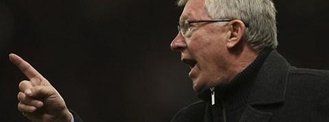弗格森:曼联上场苦了自己的球迷