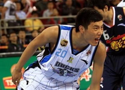 翟晓川:不希望广东队在我们主场取胜