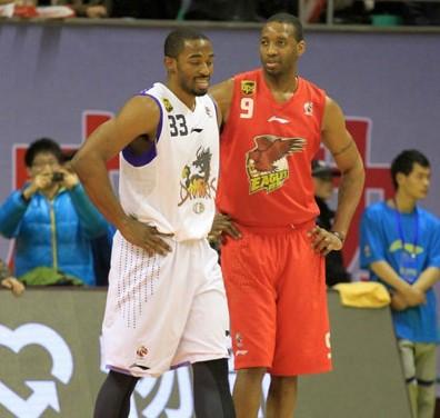 邱大宗:CBA是亚洲NBA,麦迪提升影响