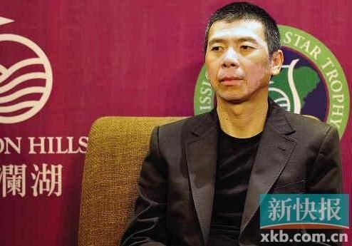 冯小刚:打高尔夫是成功人士的自我奖励