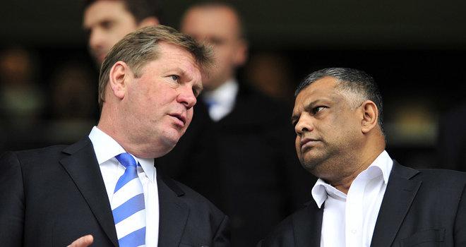 英媒:QPR否认球队降级会导致老板离开