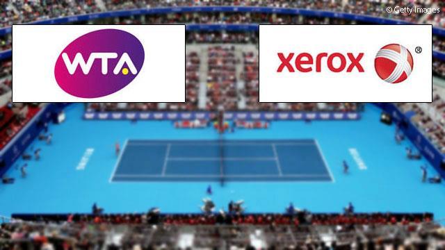 WTA与施乐签署全球合作协议