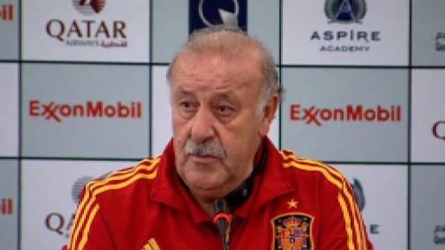 博斯克:西班牙国家队不止是巴萨的反映