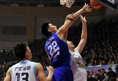 辽宁时隔两年重返季后赛,首轮对阵新疆