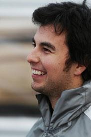 佩雷斯完成迈凯轮首秀:感觉很不同