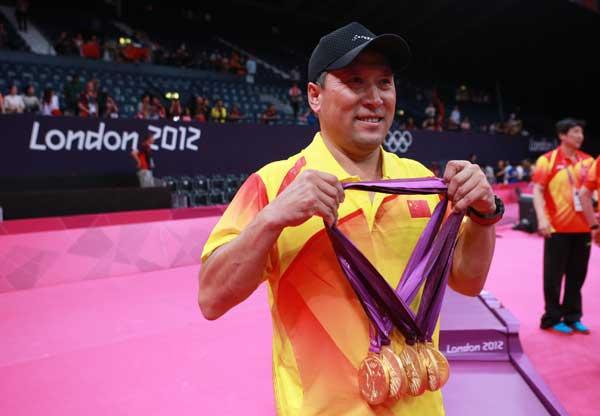 李永波:目标培养百名世界冠军,完成就退休