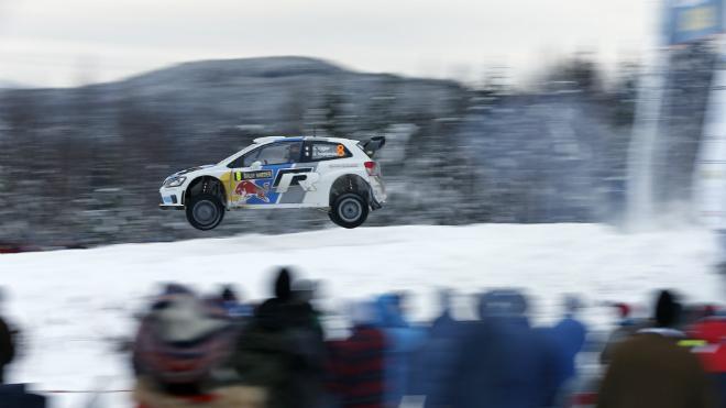 WRC瑞典站次日:奥吉尔势不可挡