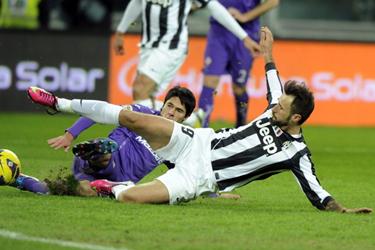 双鬼拍门,尤文图斯2-0轻取佛罗伦萨