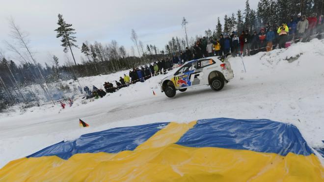 WRC瑞典站落幕:奥吉尔为大众首开纪录!