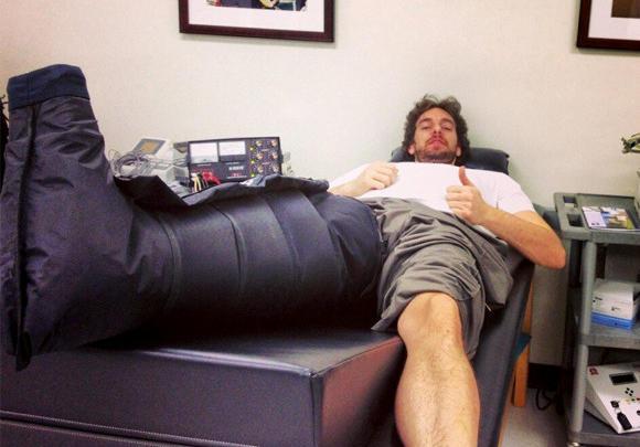 加索尔:我无需接受手术治疗