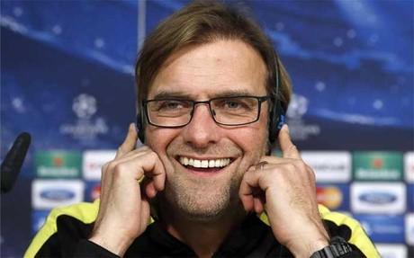 克洛普:没兴趣让哈维梅西C罗同队效力