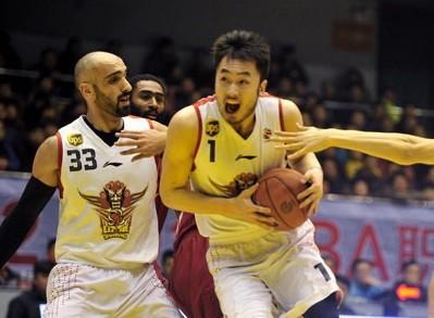 山东男篮重新集结,赛季目标直指四强