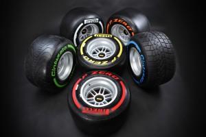 倍耐力宣布2013年前四站轮胎组合