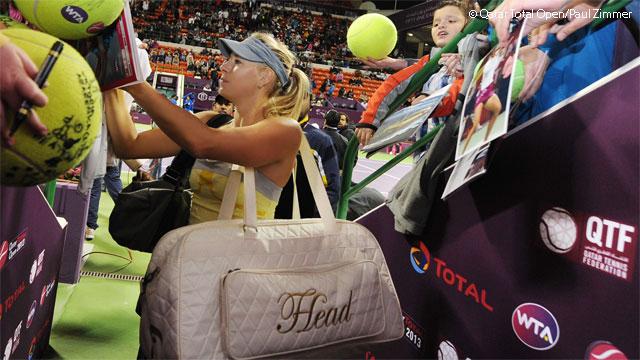 前四号种子会师WTA多哈公开赛半决赛