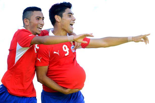 传:智利新星奎瓦斯有望340万加盟切尔西