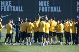 十名巴萨球员通过了欧足联的尿检