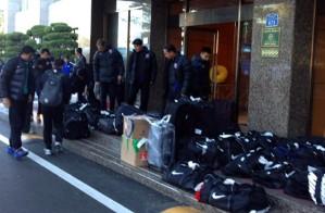 申花赴韩国拉练,将进行4场热身赛