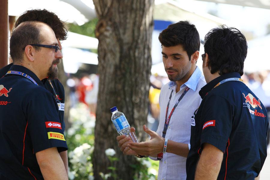 阿古尔苏阿里痛斥:F1就是场拍卖会!