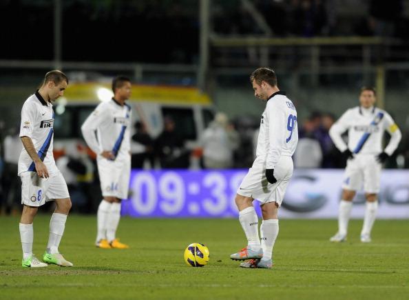 卡萨诺破门,国米客场1-4惨败佛罗伦萨