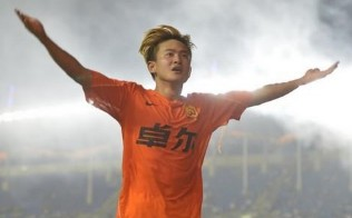 姚翰林破门,武汉1-0胜西班牙人B队