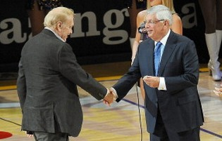 斯特恩:巴斯对NBA的影响力难以估量