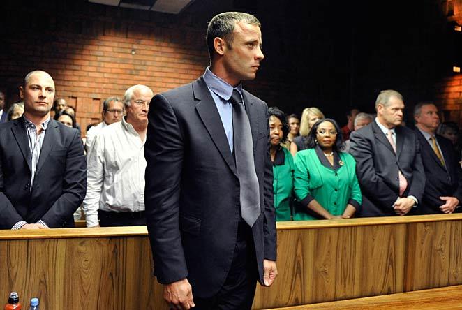 南非检方称刀锋战士蓄意谋杀,将判无期