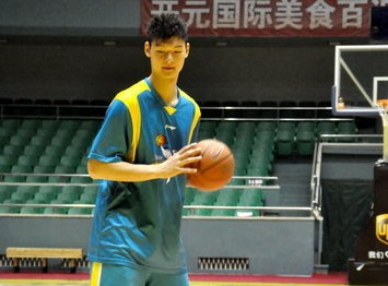 出战全运会,王哲林将放弃耐克巅峰赛?