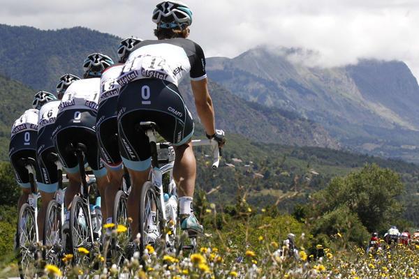环法自行车赛百届诞辰,庆祝活动多多