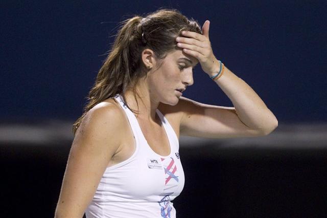 马里诺宣布将再次离开网球场